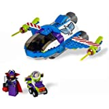LEGO Toy Story Buzz's Star Command Ship (7593)