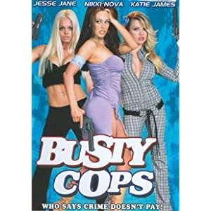 Busty cops movie