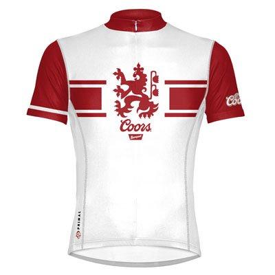 Buy Low Price Primal Wear 2012 Men's Coors Vintage Cycling Jersey – COVIJ10M (B005XQH10S)