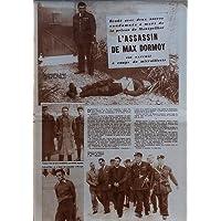 QUI DETECTIVE [No 73] du 13/11/1947 - CIAMPALINI L'UN DES 2 BANDITS TRAGIQUES - D'ENDOUME A UN ESPOIR DE REVANCHE...