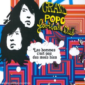 Grand Popo Football Club - Each Finger Has An Attitude (De Cadix Remix) / Arab Skank