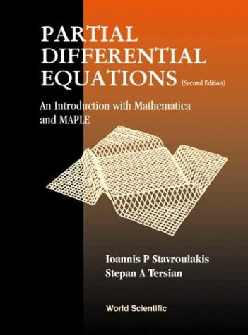 Partial Differential Equations: An Introduction With...