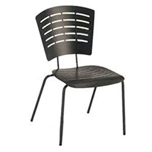 Woodard Cafe Seating Brio Side Chair