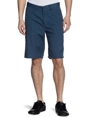 Vans Dewitt Men's Shorts Dress Blues Heather W32 IN