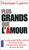 Plus grands que l'amour