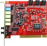 玄人志向 ENVY24HTS-PCI サウンドカード