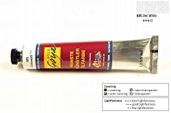 Solo Goya Oil Colors 55 ml Zinc White