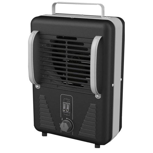 Images for DeLonghi DUH500 Safeheat 1500W Portable Utility Heater - Black