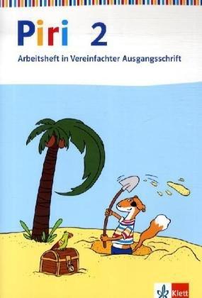 Piri Das Sprach Lese Buch Neukonzeption Arbeitsheft 2