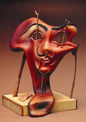 Salvador Dali - Autoportrait