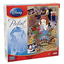 Disney Princess Snow White Portrait Series 500 Piece Puzzle