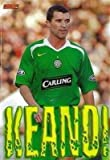 MATCH football magazine Celtic ROY KEANO KEANE Carling Lager away kit picture