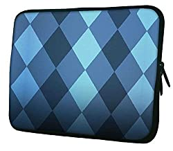 Snoogg Laptop Netbook Computer Tablet PC Case Carrying Sleeve Bag Pouch Cover Protector Holder For Apple iPad/ Hp Touchpad Mini 210 T100 hp Touchpad Mini t100ta/Acer Aspire One/Lenovo Ideatab S6000 /Lenovo Yoga 10 HD+ And Most 13