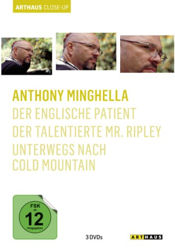 Anthony Minghella - Arthaus Close-Up [3 DVDs]