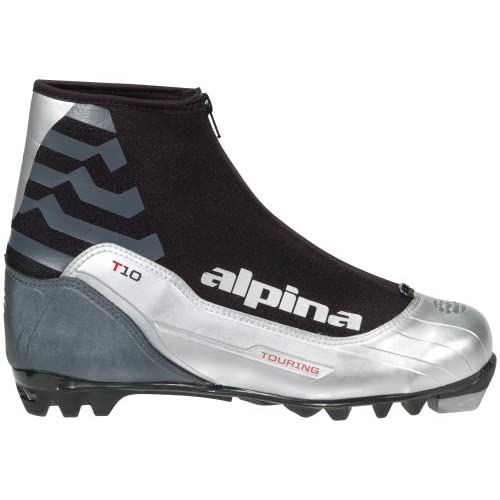 Alpina T10 Nordic Cross Country Ski Boots for NNN Bindings