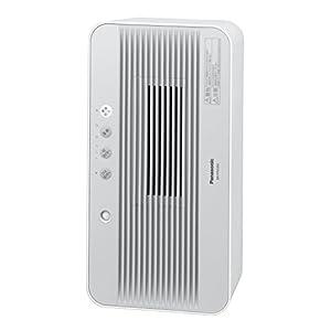パナソニック コンパクトセラミックファンヒーター ひとセンサー付 ホワイト DS-FTS1201-W