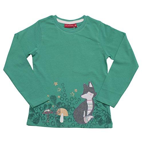 salt-and-pepper-longsleeve-fabulous-fuchs-t-shirt-manches-longues-fille-vert-grun-opal-green-652-4-a