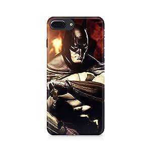 Mobicture Batman Arkham City Nonchalant Premium Printed Mobile Back Case For Apple iPhone 7 Plus