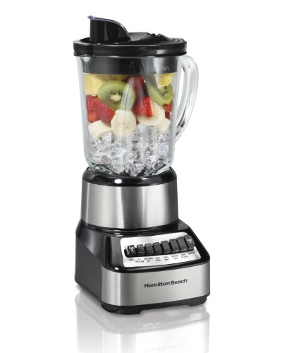 Great Features Of Hamilton Beach Wave Crusher Multi-Function Blender