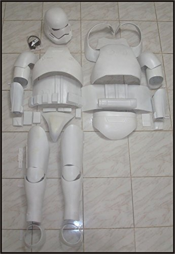 The Force in the New Star Wars Awakens Stormtrooper Armor Costume Prop Kit
