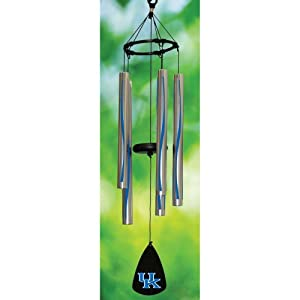 Buy Team Sports America Collegiate Metal Streamer Wind Chime by Team Sports America