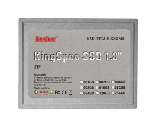 """Kingspec 1.8"""" 32Gb Zif Lif Ssd"""
