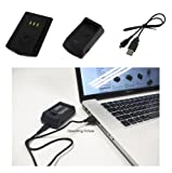 PowerSmart Digital Camera/Cell Phone/ Mobile Phone USB Battery Charger/Power Adapter for UK Fujifilm FinePix Series FinePix SL1000, FinePix SL240, FinePix SL245, FinePix SL260, FinePix SL280, FinePix SL305, Finepix SL300