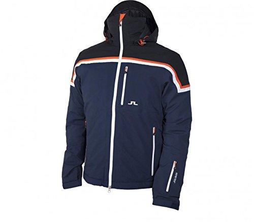 j-lindenberg-prindle-de-ski-pour-homme-marine-schwarz-weiss-orange-m