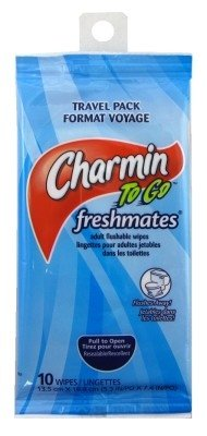 charmin-to-go-flushable-wipes-10-count-clipstrip-9-pezzi