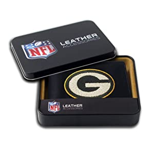 NFL Green Bay Packers Embroidered Billfold by Rico