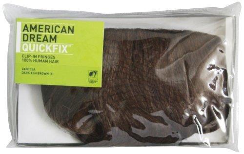 american dream fra1qfcvanessa6 clip in vanessa fringe 100 - K Pour Karit Coloration