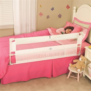 "Amazon.com : Regalo HideAway Extra Long 56"" Portable Bed Rail QTY: 1"