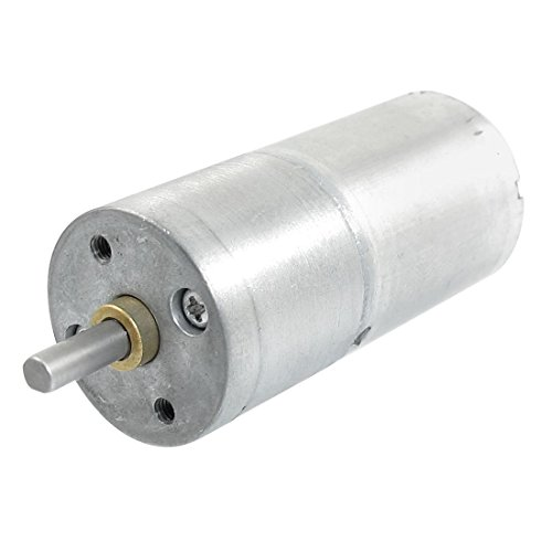 Uxcell a12121400ux0002 dc 12v 100 rpm 90n cm high torque for High torque micro motor