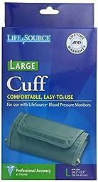 LifeSource UA-281 Blood Pressure Monitor Cuff, Large (14.2\