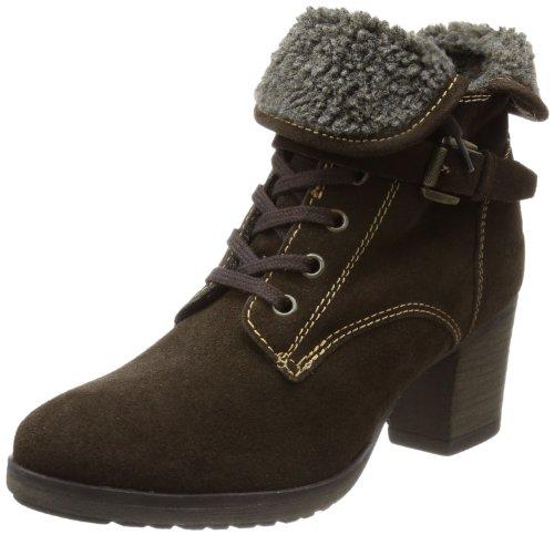 Tamaris TAMARIS Desert Boots Womens Brown Braun (MOCCA 304) Size: 5 (38 EU)