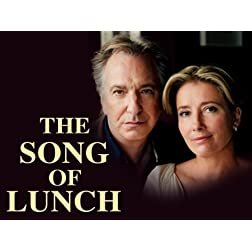 Song of Lunch