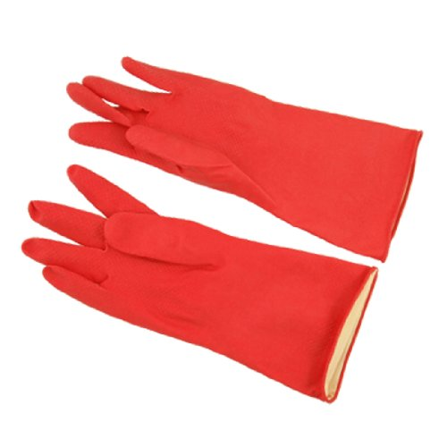 sourcingmap-household-wash-clean-latex-long-gloves-red