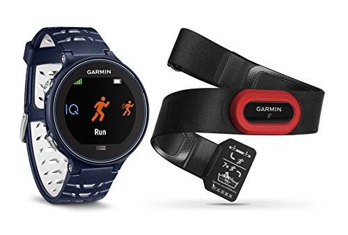 Garmin Forerunner 630 HRM - Reloj GPS con pulsómetro y métricas de carrera avanzadas, color azul