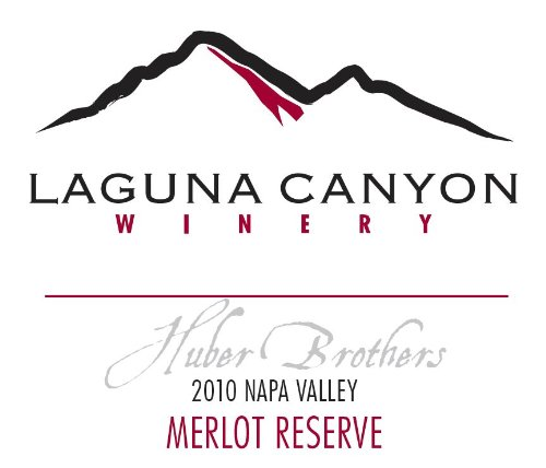 2010 Laguna Canyon Reserve Napa Valley Merlot 750 Ml