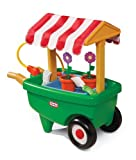 Little Tikes 2-in-1 Garden Cart and Wheelbarrow Children, Kids, Game