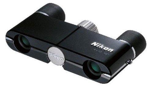 Nikon Binoculars Yu 4X10D Cf Black