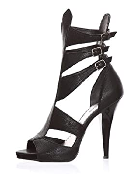 bebe.com : Gaby Leather Gladiator Sandal :  high heels design fashion accessories sandals