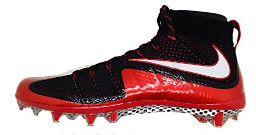 Nike Vapor Untouchable Mens Football Cleats Size 12 Red White Black (Nike Vapor 12 compare prices)
