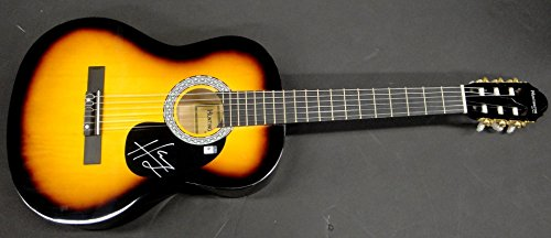 "Hunter Hayes Hand Signed Autographed Acoustic 38"" Guitar GA796500"
