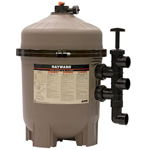 Hayward DE6020 Pro-Grid 60-Square-Foot Vertical D.E. Pool Filter