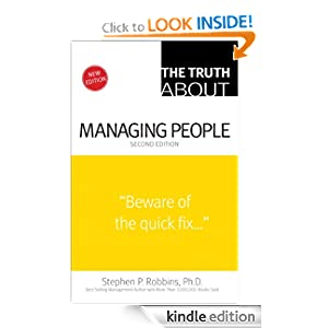 Truth About Managing People, The (2nd Edition)