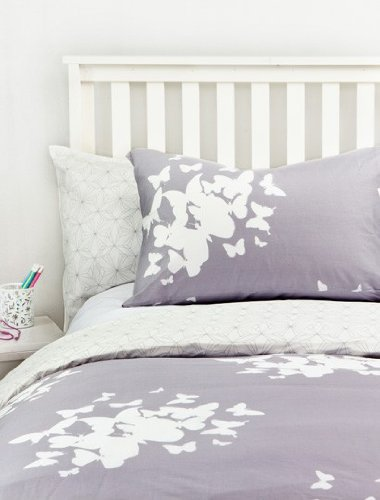 Butterfly Twin Bedding 1268 front