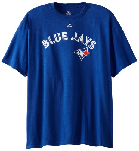 Sale alerts for Majestic Jose Bautista Toronto Blue Jays Majestic MLB Player Royal Blue T-shirt - Covvet
