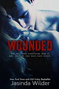 Wounded by Jasinda Wilder ebook deal