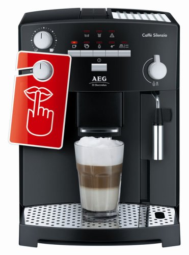 aeg electrolux cs5000 caffe silenzio fully automatic bean. Black Bedroom Furniture Sets. Home Design Ideas